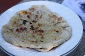 Grilled Naan - Mastering the Flame