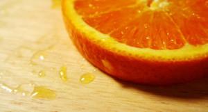 Grand Marnier Grilled Oranges