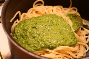 Simple Basil Pesto Recipe