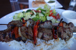 How to Grill Shish Kebabs