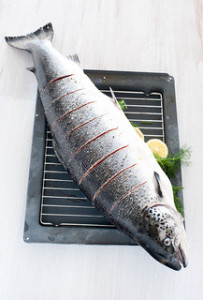 How to Grill a Large Whole Fish
