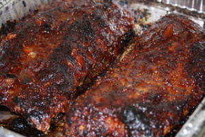 How to Grill Baby Back Ribs Indirect