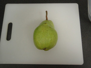 How to Grill Pears
