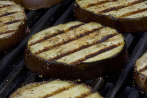 How to Grill Eggplant Slices
