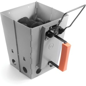 Collapsible Charcoal Chimney Starter